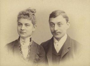 Helene_Müller_and_Anton_Kröller